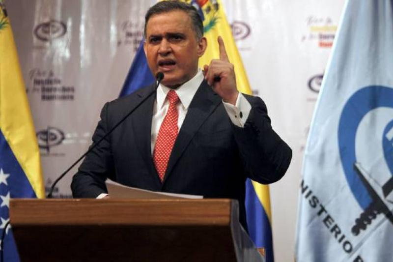 Venezuela's attorney general, Tarek William Saab, accused his predecessor to turning a blind eye to the drug ring